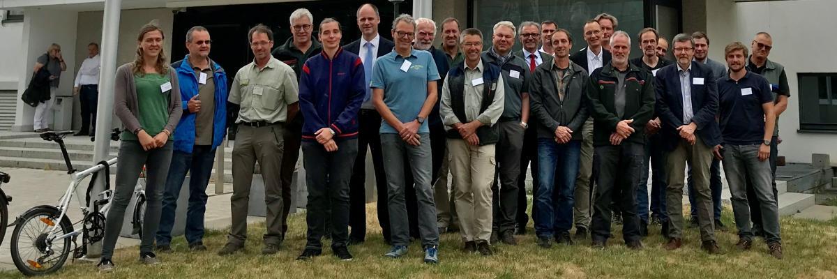 Silviculture Workshop in Bonn